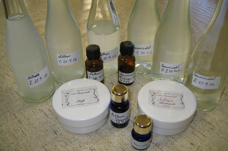 Overview of All Products - Essential Oil Distillation Classes